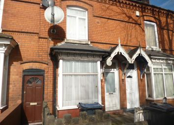 Thumbnail 2 bedroom terraced house for sale in Bordesley Green, Bordesley Green, Birmingham