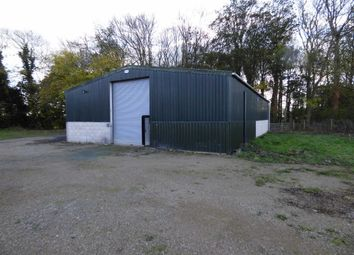 Thumbnail Commercial property for sale in The Waen, Oswestry, Shropshire