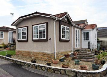 Thumbnail 2 bed detached bungalow for sale in Glenhaven Park, Helston