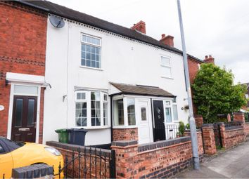 Thumbnail 2 bed terraced house for sale in Occupation Road, Walsall
