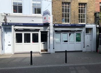 Restaurant/cafe to let in Exmouth Market, London EC1R