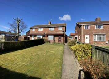 Thumbnail 3 bed semi-detached house for sale in Charters Crescent, South Hetton