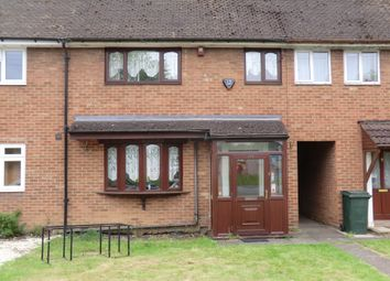 Thumbnail 4 bed terraced house to rent in Fletchamstead Highway, Coventry