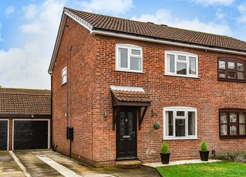 Thumbnail 3 bedroom detached house for sale in Dalmally Close, Woodthorpe, York