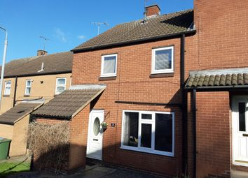 Thumbnail 3 bedroom terraced house for sale in Longhurst, Worksop