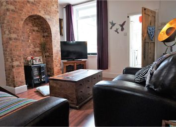 Thumbnail 2 bedroom end terrace house for sale in Welbeck Street, Hull