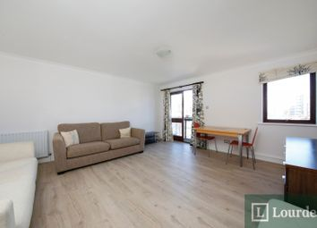 Thumbnail 3 bed flat to rent in Goodhart Place, London