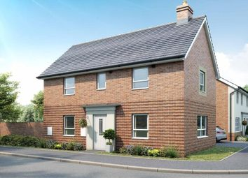 "Thumbnail 3 bed detached house for sale in ""Moresby"" at Broughton Crossing, Broughton, Aylesbury"