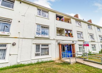Thumbnail 3 bed flat for sale in Colwell Close, Millbrook, Southampton