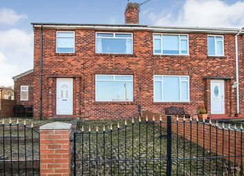 Thumbnail 3 bed semi-detached house for sale in Limes Crescent, Marske-By-The-Sea, Redcar