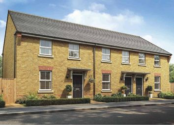 "Thumbnail 3 bed end terrace house for sale in ""Strathmore"" at Broughton Crossing, Broughton, Aylesbury"