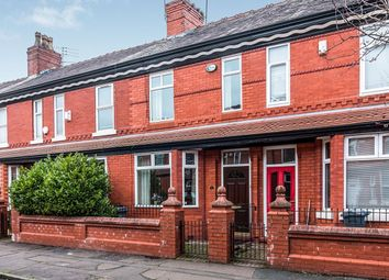 Thumbnail 3 bed terraced house for sale in Laurel Avenue, Fallowfield, Manchester