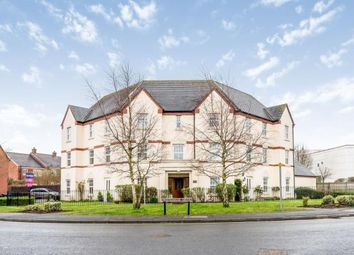 Thumbnail 2 bed flat for sale in Whitehouse Drive, Darwin Park, Lichfield, Staffordshire