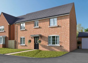 "Thumbnail 4 bed detached house for sale in ""The Kempthorne"" at Barford Road, Blunham, Bedford"