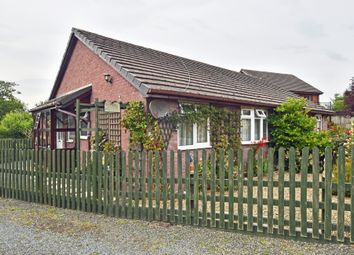 Thumbnail 2 bed semi-detached bungalow for sale in Howey, Llandrindod Wells