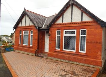 Thumbnail 3 bed detached house to rent in Brynford Road, Holywell
