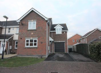 Thumbnail 3 bedroom end terrace house for sale in Chatsworth Road, Swindon