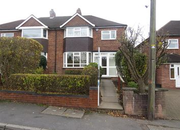 Thumbnail 3 bed semi-detached house to rent in Castle Lane, Solihull