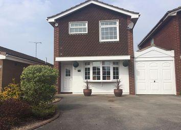 Thumbnail 4 bed link-detached house for sale in Sherwood Grove, Bingham, Nottingham, Nottinghamshire