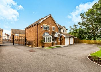 Thumbnail 5 bed detached house for sale in Nant-Y-Fron, Tonyrefail, Porth