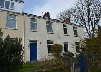 Thumbnail 3 bedroom terraced house for sale in Greenfield Terrace, Swansea