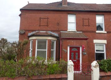 Thumbnail 1 bed flat to rent in Wallacre Road, Wallasey