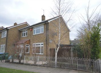 Thumbnail 3 bed end terrace house for sale in Ampleforth Road, London
