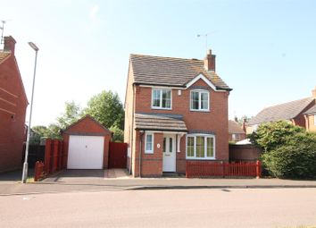 Thumbnail 3 bed detached house for sale in Furnace Drive, Daventry