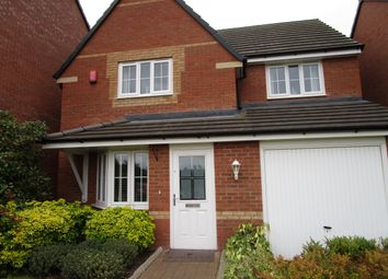 Thumbnail 3 bedroom detached house to rent in Kingdom Close, Thurcroft, Rotherham