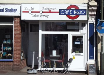 Restaurant/cafe for sale in Torquay Road, Paignton TQ3