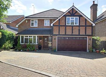 Thumbnail 5 bed detached house for sale in Anthorne Close, Potters Bar, Hertfordshire