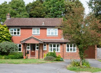 Thumbnail 4 bed detached house for sale in Haywarden Place, Hartley Wintney, Hook