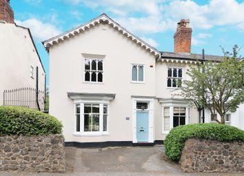 4 bed semi-detached house for sale in Harborne Road, Edgbaston, Birmingham B15