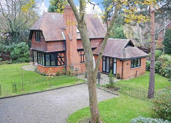 Thumbnail 3 bed detached house for sale in Oldfield Wood, Woking