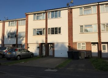 Thumbnail 3 bed town house for sale in Old Kempshott Lane, Worting, Basingstoke
