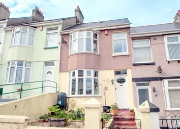 Thumbnail 3 bedroom terraced house to rent in Ganges Road, Plymouth