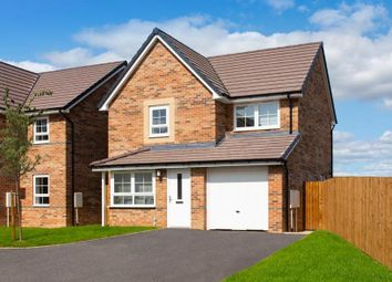 "Thumbnail 3 bedroom detached house for sale in ""Derwent"" at Station Road, Methley, Leeds"