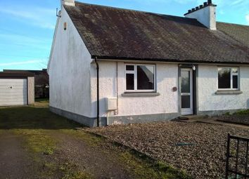 Thumbnail 2 bed semi-detached house to rent in 7 Norval Place, Longforgan, Dundee