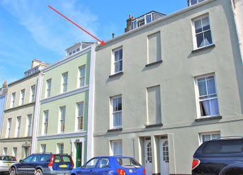 Thumbnail 2 bedroom flat for sale in 45c Victoria Road, Dartmouth, Devon