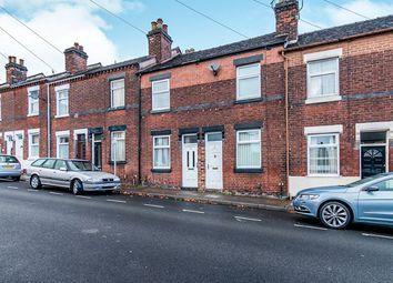 Thumbnail 2 bed terraced house for sale in Lovatt Street, Stoke-On-Trent