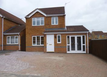 Thumbnail 3 bed detached house to rent in Primrose Drive, Shildon