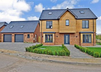Thumbnail 5 bed detached house for sale in Sandwich Road, Hammill Brickworks Deal, Sandwich, Kent