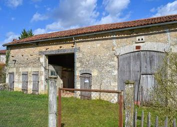 Thumbnail Barn conversion for sale in Taize-Aizie, Charente, France