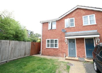 Thumbnail 3 bedroom end terrace house for sale in Livesey Close, Kingston Upon Thames