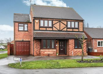 Thumbnail 5 bed detached house for sale in Butts Close, Austrey, Atherstone
