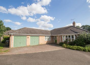 Thumbnail 3 bed detached bungalow for sale in Lamb Fair Court, Linton, Cambridge
