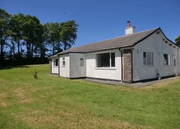 Thumbnail 4 bed bungalow for sale in Bradworthy, Holsworthy