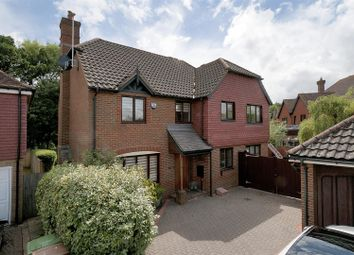 Thumbnail 5 bed detached house for sale in The Foxgloves, Paddock Wood, Tonbridge