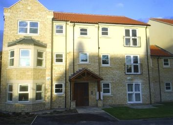 Thumbnail 2 bed flat to rent in Abbeystone Way, Monk Fryston, Leeds