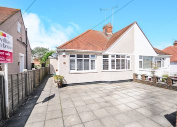 Thumbnail 3 bedroom semi-detached bungalow for sale in Stewart Road, Chelmsford